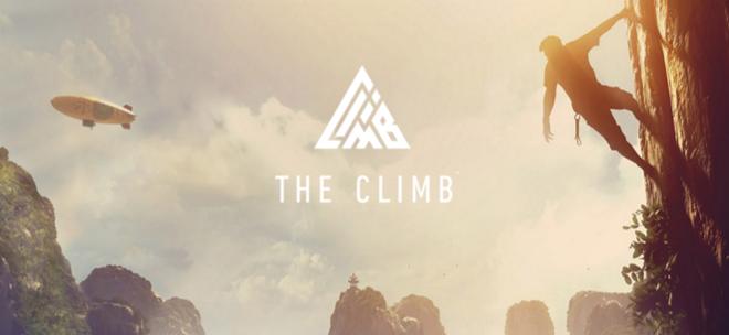 The Climb réalité virtuelle jeu VR